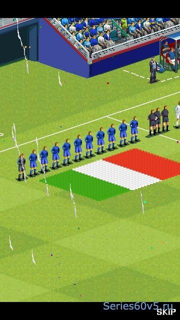 игры чемпионат футбол