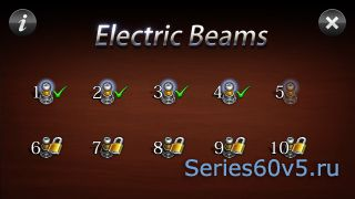 Offscreen Electric Beams Touch v1.0