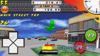 Crazy Taxi 3D