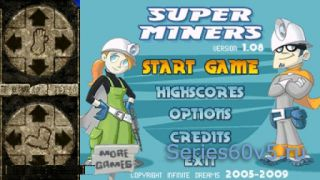 Infinite Dreams Superminers v1.07