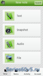 Evernote v1.0.70302 Beta