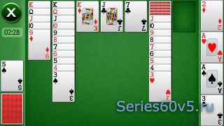 OffScreen Solitaire Touch v1.1