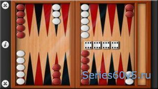 OffScreen Backgammon Touch v1.0