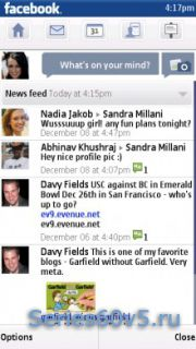 Nokia Messaging for Social Networks Beta 2 v0.7.462