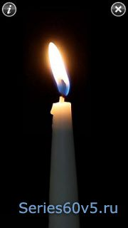 Candle Touch v1.0