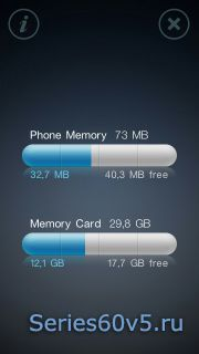 Memory Status Touch v1.00