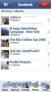 Official Nokia Facebook v1.00(7100)