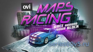 Nokia Ovi Maps Racing
