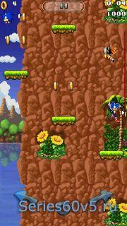 SEGA Sonic Jump v.1.0