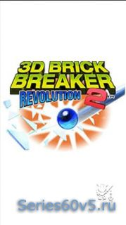 Brick Breaker Revolution 2 3D