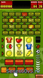 Slot Machine World Cup Edition