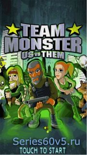 Team Monster Us vs Them