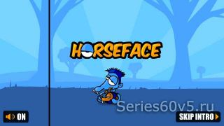 Horseface Running The Forest v1.00