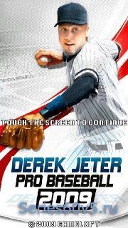 Derek Jeter Pro Baseball 2009 v1.0.4