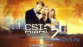 CSI Miami Episode 2