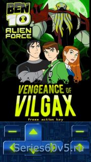Ben 10 IV Revenge of the Vilgax