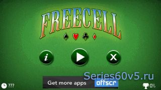 OffScreen Freecell Touch v1.20