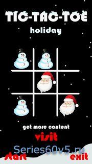 Tic Tac Toe Holiday v1.00
