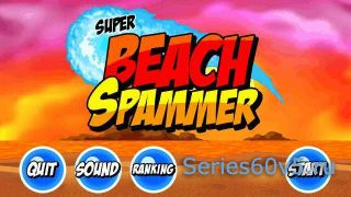 Super Beach Spammer