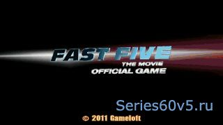 Fast Five the Movie