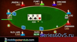 Mobile Poker Club v3.2.0