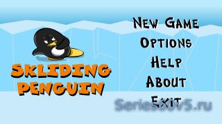 Skliding Penguin