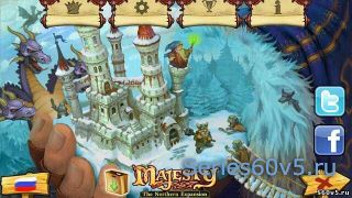 Majesty Northern Expansion v1.2.14 Rus