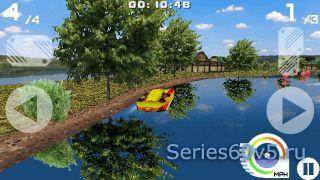 Power Boats Surge 3D