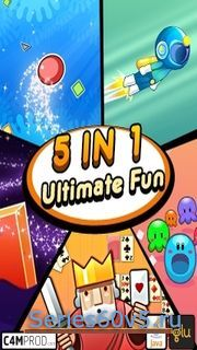 5 in 1 - Ultimate Fun