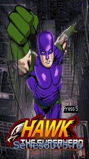 Hawk Super Hero