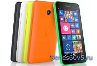 Nokia Lumia 630 утечка инфы работы WP8.1